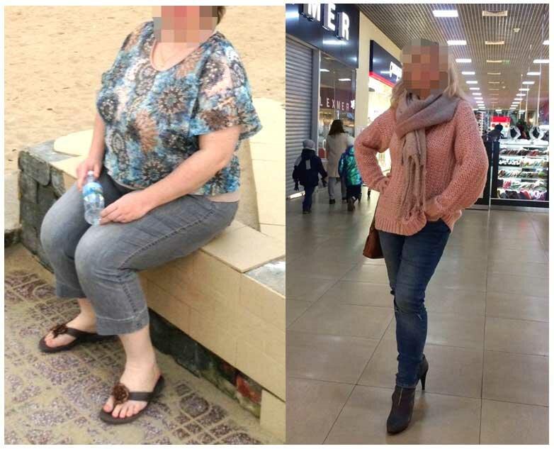 Как Я Похудела До 40. Антология похудения на 40 кг за 7 месяцев